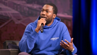Meek Mill Questions The Special Treatment Of A Failed MAGA Coup Rioter After Their Arrest