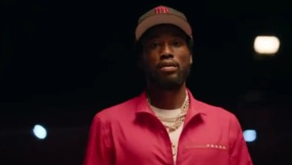 Meek Mill Narrated TNT's NBA Restart Intro Video On Justice Reform
