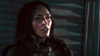 Megan Fox's 'Rogue' Is A War Movie Where The Real Villain Is… A Lion?