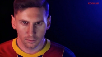 Konami Dropped A Teaser Trailer And Big News For The Future Of Its 'PES' Series