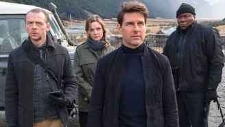 A 'Mission: Impossible' Star Would 'Love To Go Into Space' With Tom Cruise