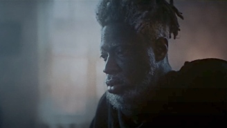 Moses Sumney Peers Into The Future For His 'Me In 20 Years' Video
