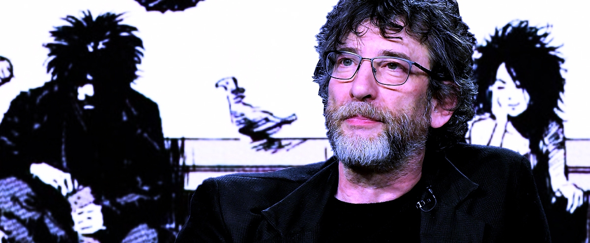 Neil Gaiman On The Legacy Of 'The Sandman,' And What Happens When A Werewolf Bites A Goldfish