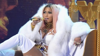 Nicki Minaj Is The Latest Artist To Be Quoted By MSNBC's Ari Melber