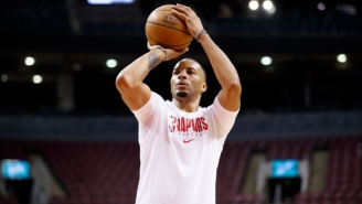 Norman Powell Was Disappointed By The NBA's 'Cookie-Cutter' Jersey Message Choices