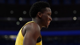 Victor Oladipo Thinks There's A 'Strong Possibility' He Plays In Orlando After All