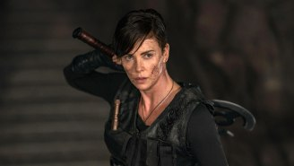Charlize Theron Had To Conquer One Of Her Biggest Fears For 'The Old Guard'
