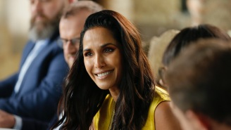 Padma Lakshmi Estimates She Eats '7,000 To 8,000 Calories A Day' While Filming 'Top Chef'