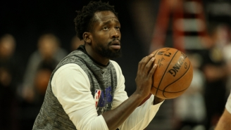 Patrick Beverley Is Out For Game 2 Against Dallas With A Calf Injury