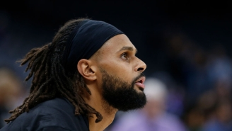Patty Mills Will Donate The Rest Of His 2020 Salary To Anti-Racism Organizations
