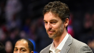 Report: Pau Gasol Is 'Very Close' To A Deal With Barcelona Ahead Of The Olympics