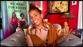 Detroit Poet Jessica Care Moore Reminisces About The Hip Hop Shop On 'People's Party'
