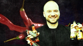 Sean Evans Gives Us His Favorite Hot Sauces And Talks About Running Two Shows While Quarantined