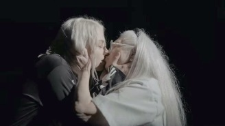 Phoebe Bridgers Kisses An Elderly Woman In Her Evocative New 'I Know The End' Video