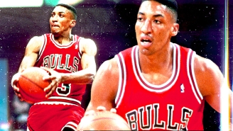 Scottie Pippen Talks About The NBA's Return And His Second Life As A Basketball Commentator