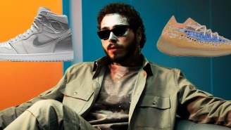 SNX DLX: Featuring The Off-White Jordan 4 Sail, A Silver Metallic AJ-1, And New Shades From Post Malone
