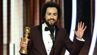Ramy Youssef Reached Out To Ricky Gervais After Thanking God At The Golden Globes