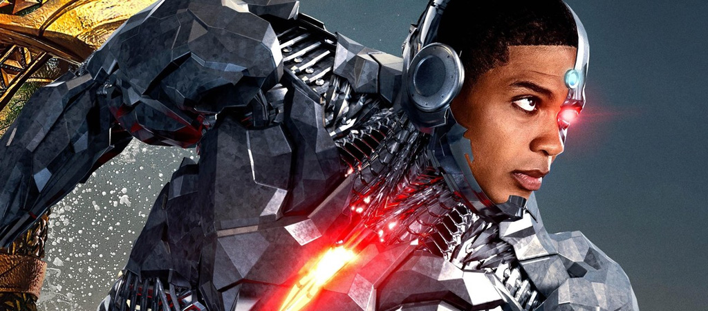 ray fisher cyborg justice leage