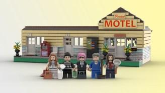 'Schitt's Creek' Might Get A LEGO Set Made Of The Show's Rosebud Motel