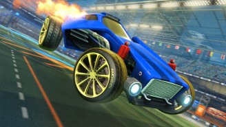 'Rocket League' Is Going Free-To-Play And Leaving The Steam Store 'Later This Summer'