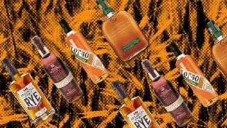 The Best Tasting Rye Whiskeys For Under $50