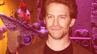 Seth Green On The 200th Episode Of 'Robot Chicken' And Why He Still Loves Pop Culture