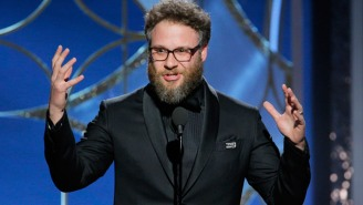 Seth Rogen Shared A Hilarious Story About His Disastrous Attempt To Meet Beyonce