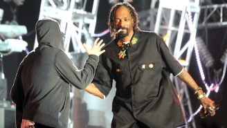 Snoop Dogg Lets Fans Known All Is Well Between Him And Eminem