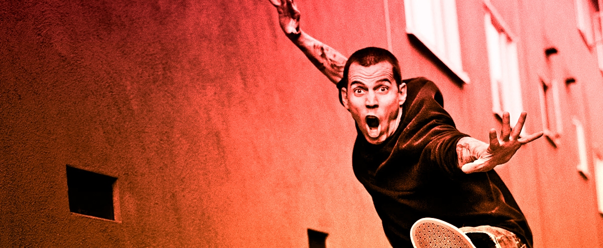 Steve-O's Often Disgusting New 'Comedy' Special Is A Weirdly Emotional Journey