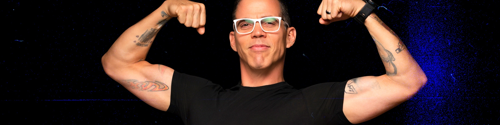 Now-Sober Steve-O Reflects On His Crazy Life, His New Special, And Celebrities He's Done Cocaine With