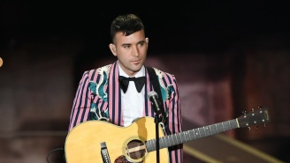 Sufjan Stevens Roasts The Oscars And Calls His 2018 Performance A 'Traumatizing Experience'