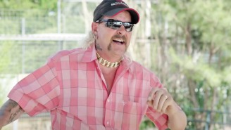 The 'Surviving Joe Exotic' Trailer Previews A Never-Before-Seen Interview From The 'Tiger King' Star