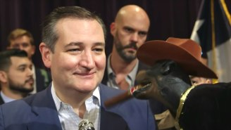 When Triumph The Insult Comic Dog Insulted Ted Cruz To His Face, He Left Out A Hilariously Crass Joke