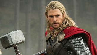Chris Hemsworth Is 'Definitely Not' Done With 'Thor' After 'Love And Thunder'