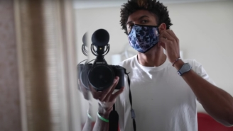 Sixers Rookie Matisse Thybulle Is Producing Videos On Life In The NBA's Bubble