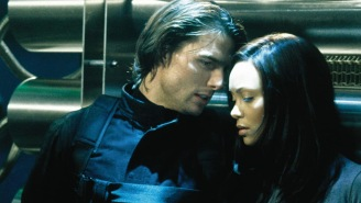 Thandie Newton Doesn't Look Back Too Fondly On Making 'Mission: Impossible 2' With Tom Cruise