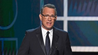 Tom Hanks Is In Early Talks To Play Geppetto In Robert Zemeckis' 'Pinocchio'