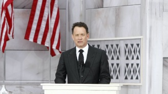 Tom Hanks Questions The Patriotism Of Any American Who Refuses To Wear A Mask