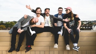 Idles Apply Their Signature Intensity To A Cover Of Sharon Van Etten's 'Peace Signs'