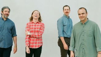 Future Islands Envision Life After Dystopia In Their Shimmering Single 'For Sure'