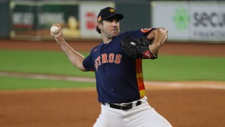 Astros Ace Justin Verlander Is Out With A Forearm Strain (UPDATE)