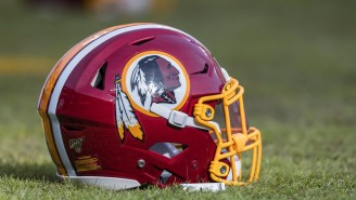 Report: Washington Will Announce A Name Change Monday, But Will Not Unveil A New Name Yet