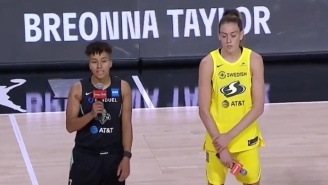 What We Learned On Opening Day Of The 2020 WNBA Season