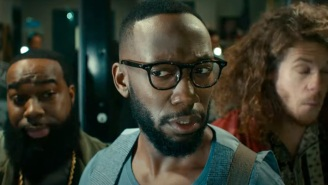 'New Girl's Lamorne Morris Gets Surreal In Hulu's 'Woke' Trailer
