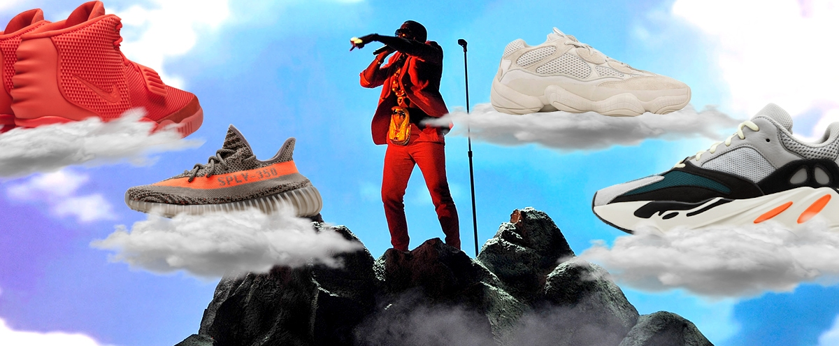 The Best Yeezys Of All Time — From Air Yeezy To The 700 v3