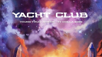 Young Thug And Ty Dolla Sign Post Up With Strick For Their 'Yacht Club' Collaboration