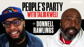 Talib Kweli & Donnell Rawlings Talk 'Chappelle's Show' Sketches, Comedy Hustle