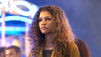 Zendaya Could Break An Emmys Record If She Wins For Her 'Euphoria' Performance