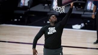 Report: Zion Williamson Was 'Pissed' Over How Few Minutes He Played Against The Jazz