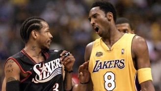 Allen Iverson Remembered His Favorite Kobe Story In A Letter To Bryant